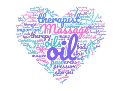 lees summit massage word cloud