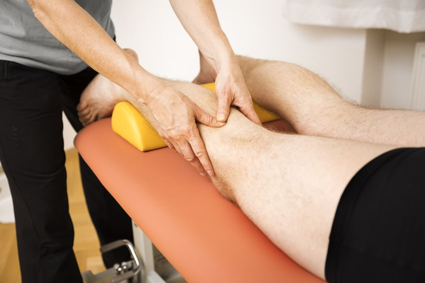 Trigger point massage therapy from Massage Lee's Summit