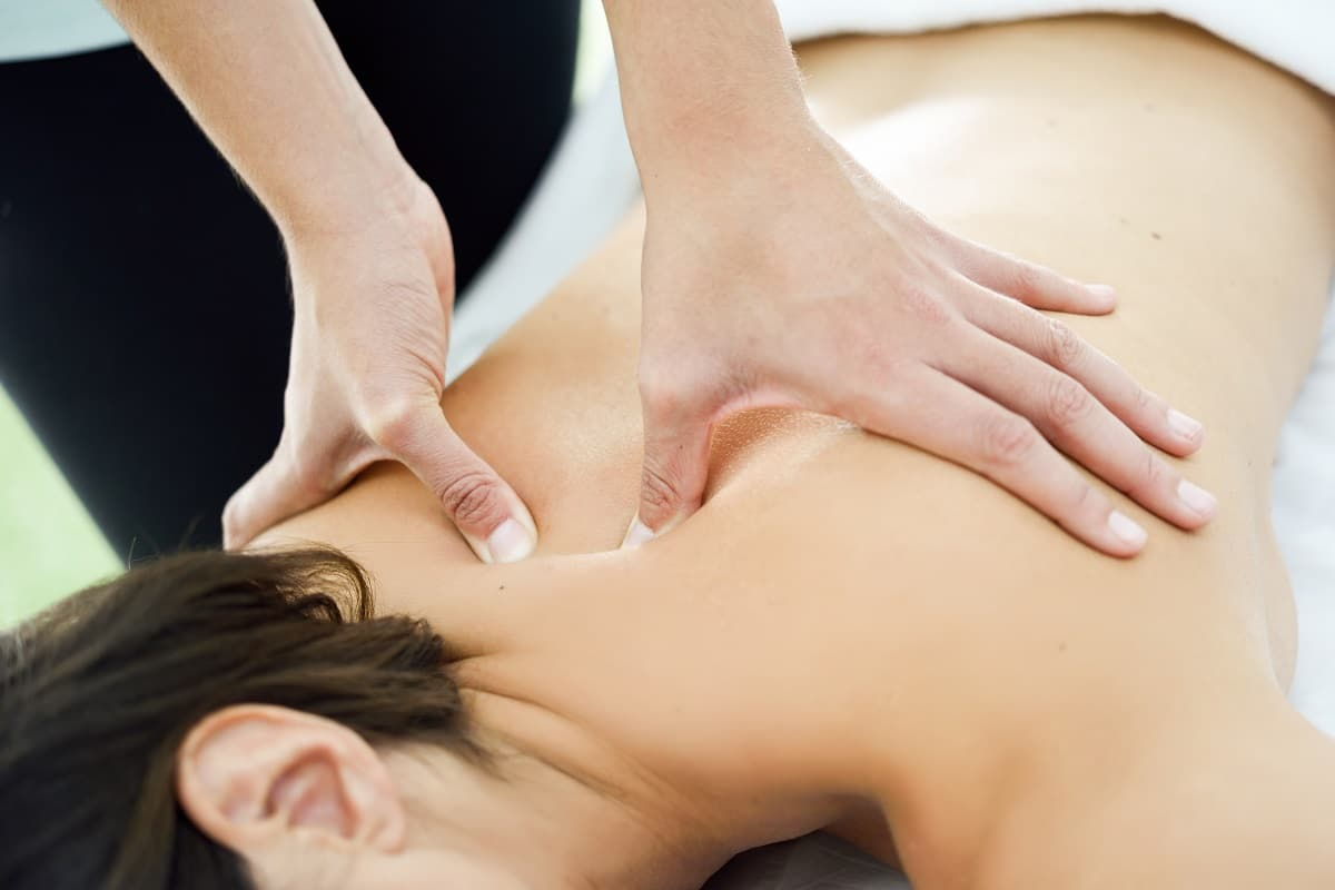 toxins and deep tissue massage