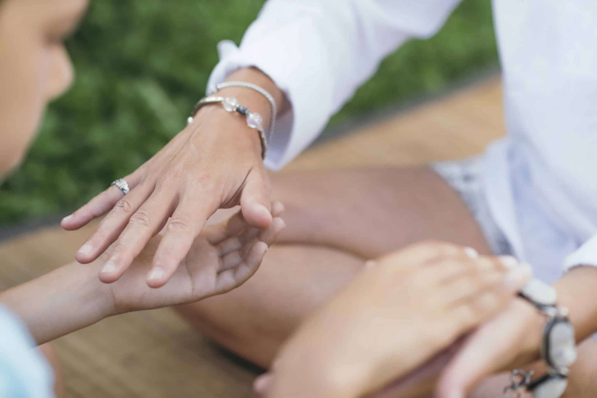 what to expect from a Reiki session