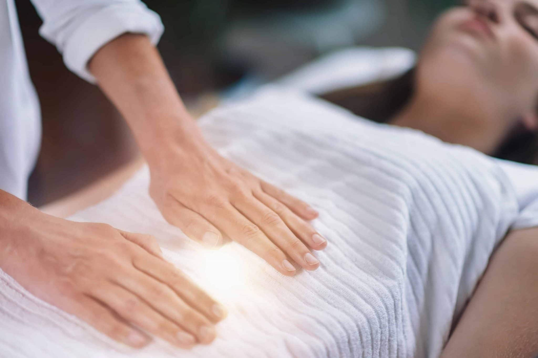 Reiki vs. massage therapy